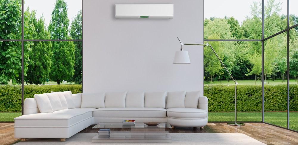 Zdravý vzduch vo vnutornych priestorov s ionizátorom vzduchu